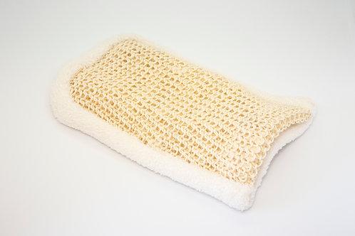 Ръкавица за баня с две лица –АГАВЕ