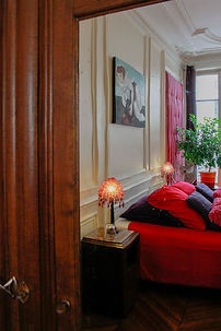 Paris A Room in Paris B&B Room2 Chambres d'hôtes Chambre2