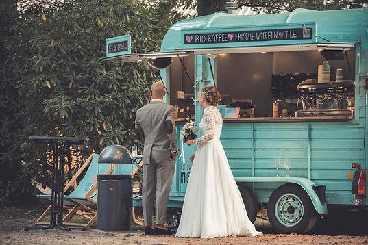 Catering Hochzeit, Kaffee mobil, kein Kaffee Fahrrad, Kaffee Bar
