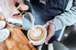 Barista Latte Art