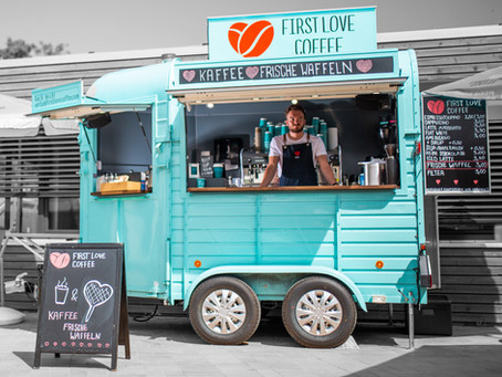Authentisch und genial – die Kaffeebar für mobilen Genuss
