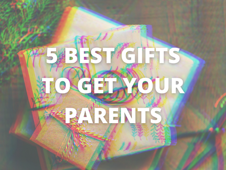 5 Best Gifts for Parents in Australia