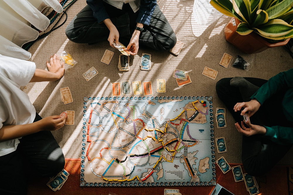 Family Board Games things to Do During Quarantine With The Family
