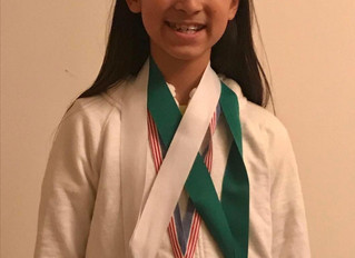 Layla Roy collects 3 Top 8 finishes in the recent Regional and Super Youth circuits.