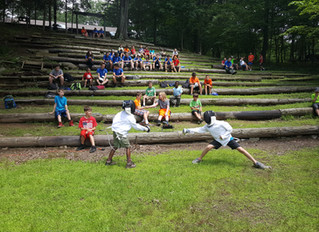 RFC takes a charitable visit at the Bullowa camp.