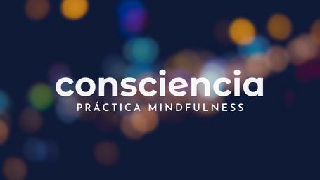 Consciencia (15 min)