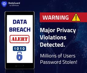 Major Privacy Violations!