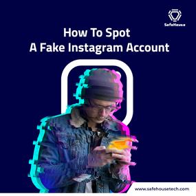 How to spot a fake Instagram influencer account