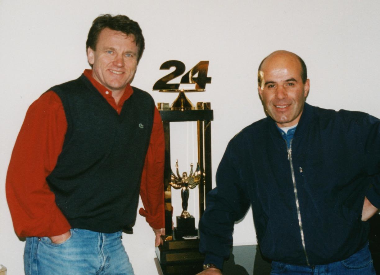 Stanley och Paul Lanzante