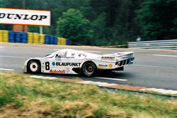 Porsche 962 på Le Mans