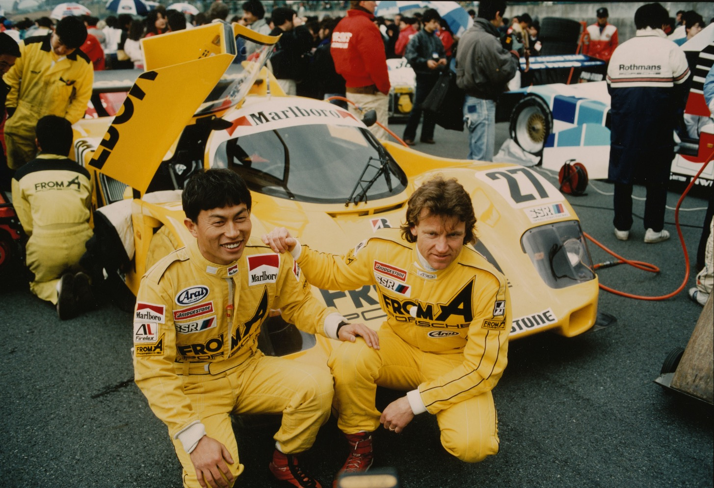 Hideki Okada och Stanley