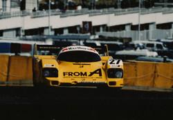 Porsche 962, Suzuka, Japan