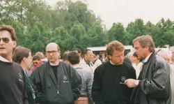 Peter Sauber och Stanley