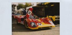 Uppvisning med Ferrari 512