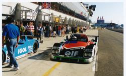 Med Henri Pescarolo, Le Mans 1998