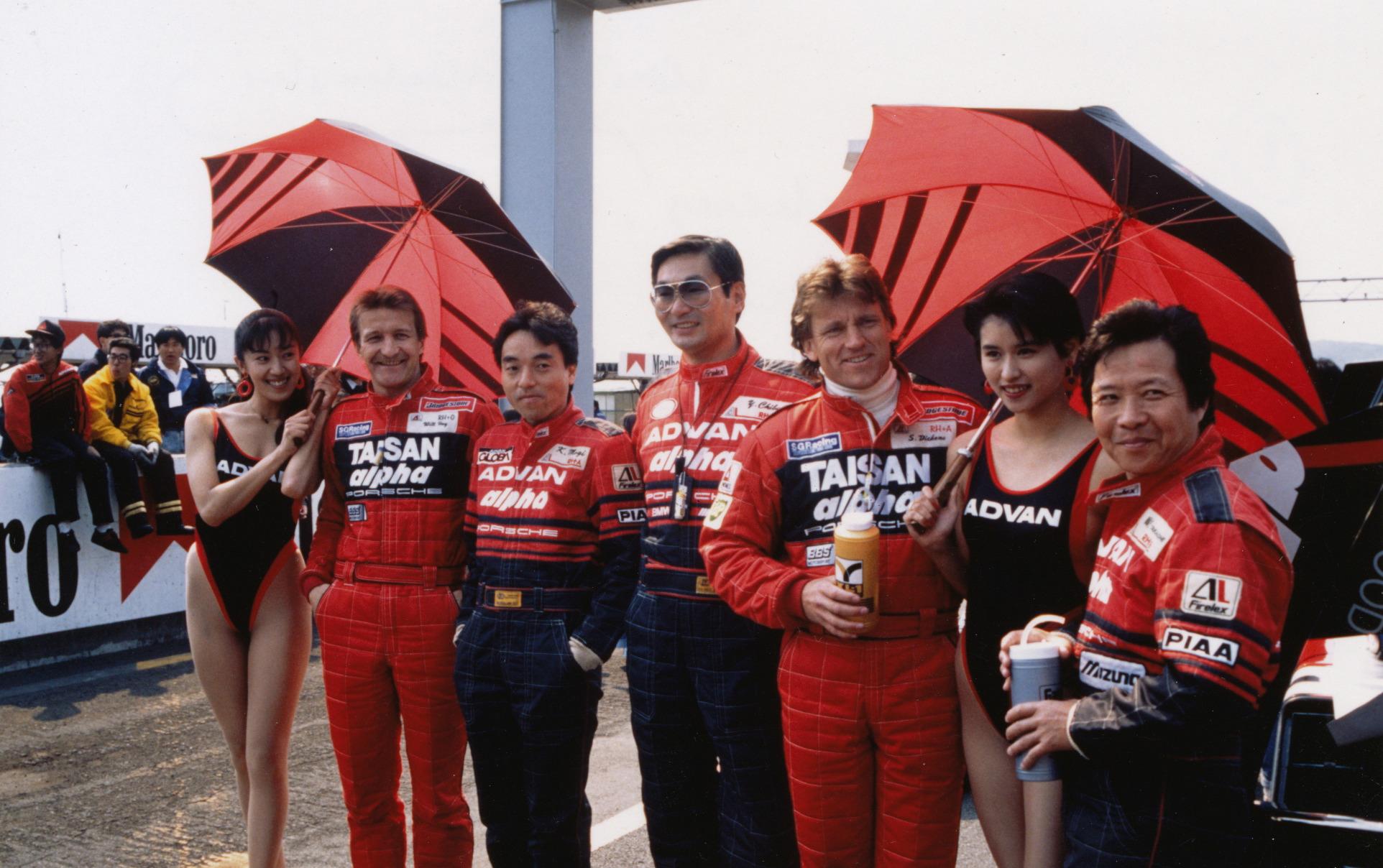 Advan-teamet 1991