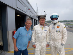 Leif, Stanley och Mikael Persbrandt