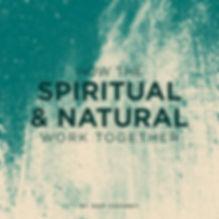 Spiritual and Natural | London Alive Church | Surbiton
