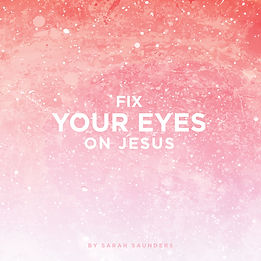 Fix Your Eyes On Jesus | London Alive Church | Surbiton