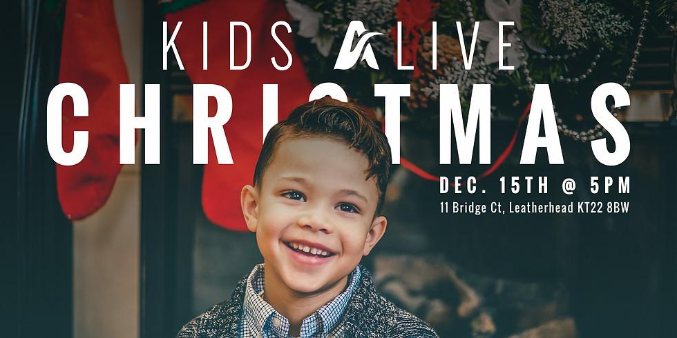 Kids Alive Christmas