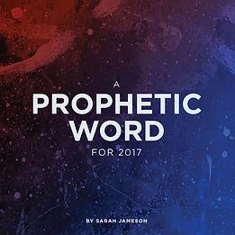 A Prophetic Word   London Alive Church   Surbiton