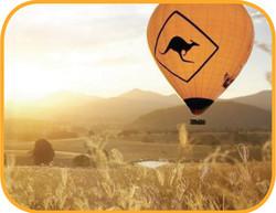 Hot Air Baloon Flights