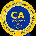 CA Certified Logo Device