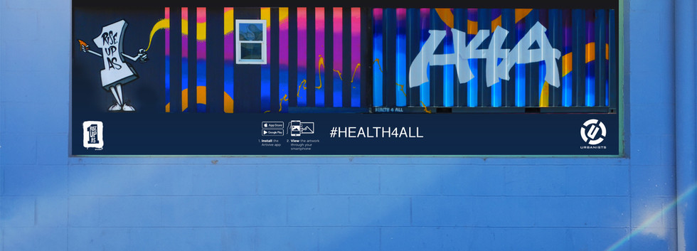 Heatlh4All Augmented Reality