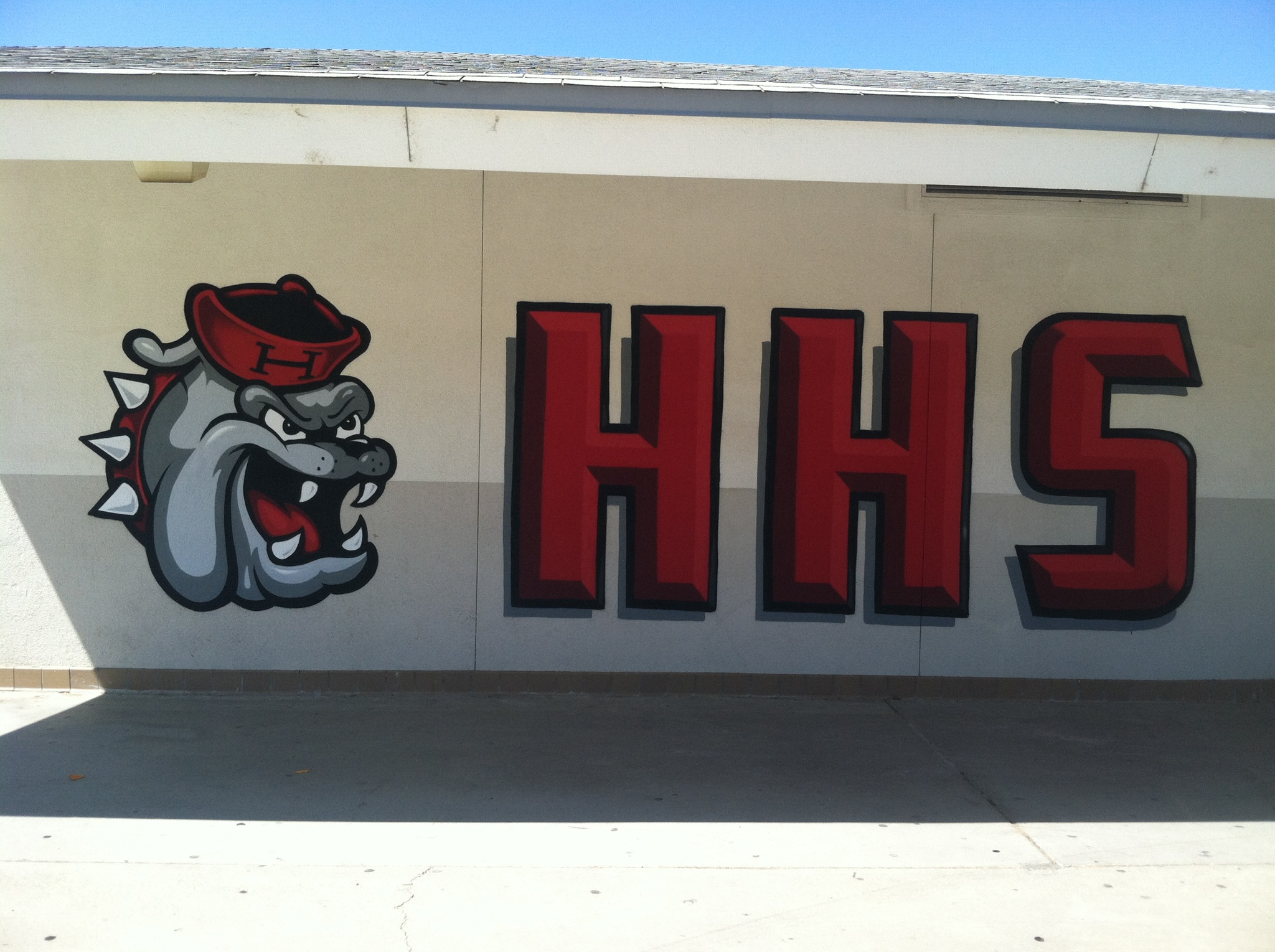 Hanford High School