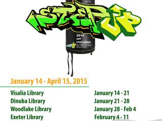 TC Step Up Urban Art Tour