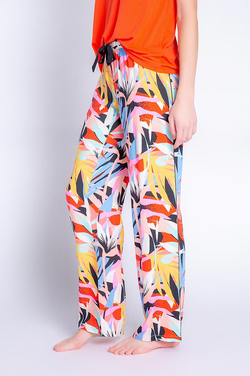 PJ SALVAGE | Tropical Staycay Pant
