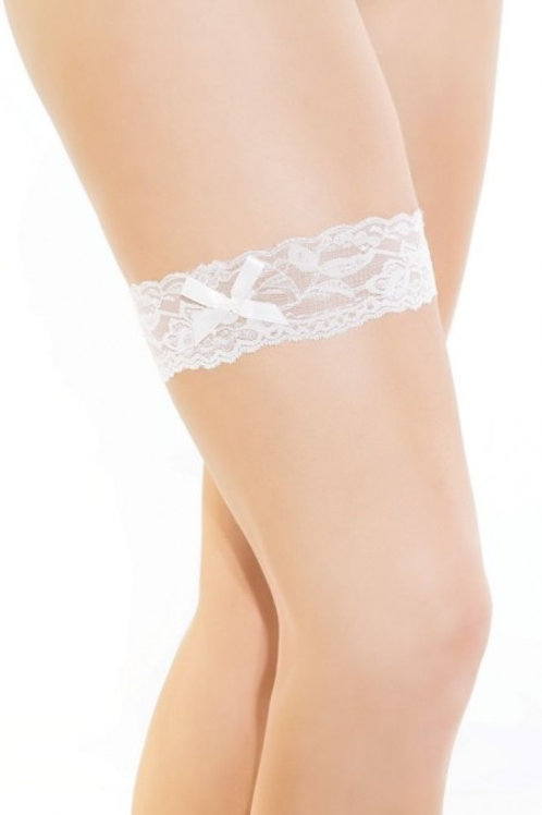 COQUETTE | Lace Leg Garter
