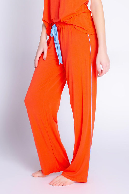 PJ SALVAGE | Tropical Modal Pant in Fire