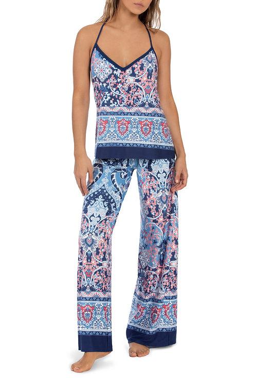 INBLOOM | Berkeley Tapestry Cami & Pant Set