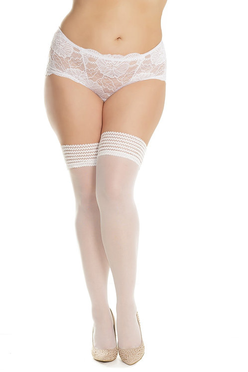 COQUETTE | Wide Elastic Stockings