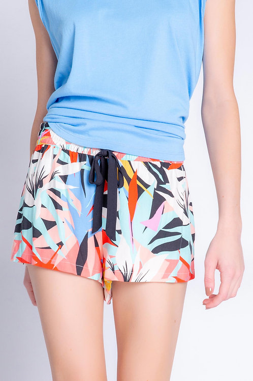 PJ SALVAGE | Tropical Staycay Short