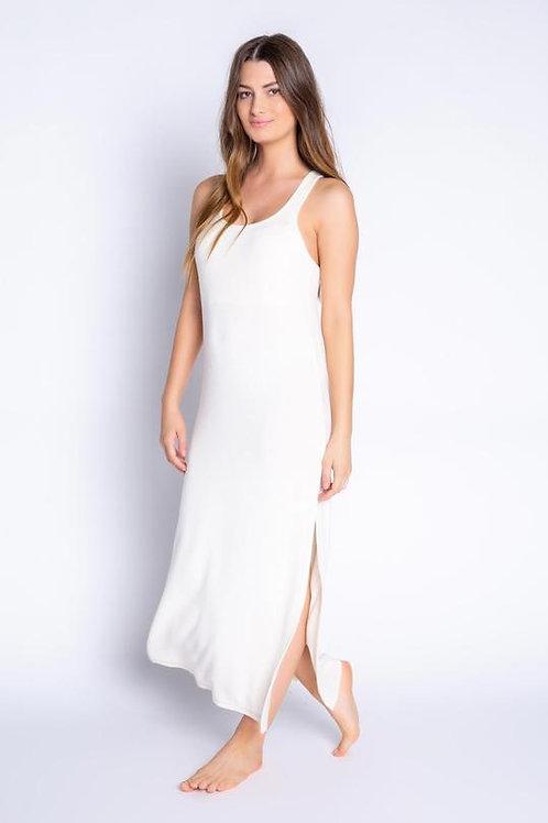 PJ SALVAGE | Textured Lounge Dress