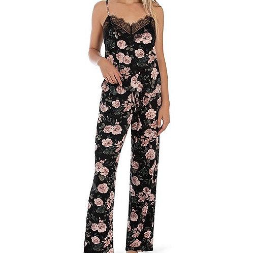 MIDNIGHT BAKERY   Nala Rose Pant Set