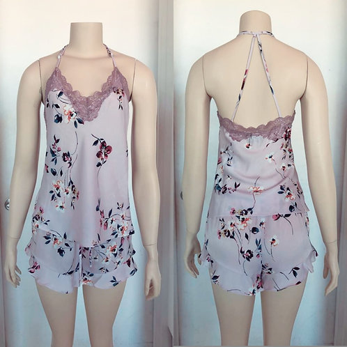 INBLOOM   Lilac Short Set