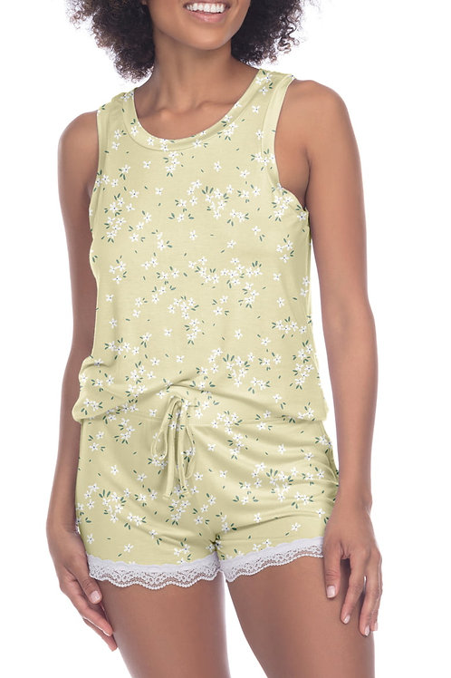 HONEYDEW | All American Tank and Short Set