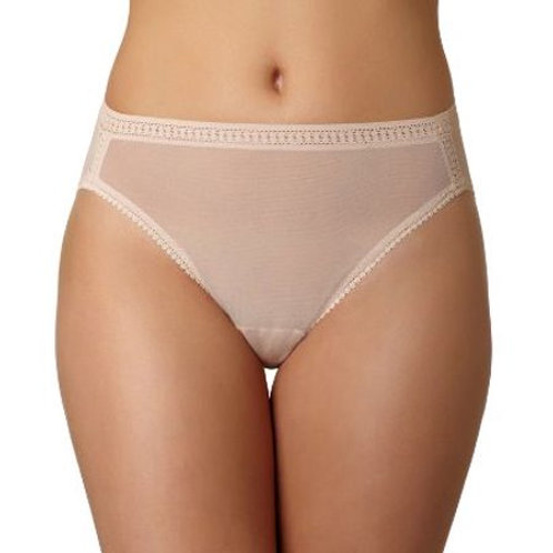 ONGOSSAMER | Mesh Hi-Cut Brief