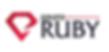 Logotipo Grupo Ruby-fundo branco - por E