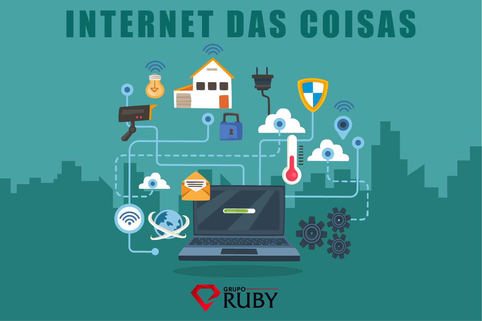 Internet das coisas em Ruby Segurança