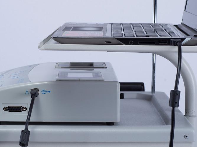 Eletrocardiógrafo ECG6 Plus