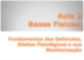 Curso de ECT - Aula 2 - Bases Fisicas -