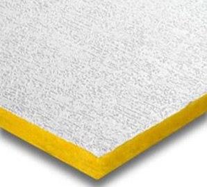 Placa de Lã de Vidro 15mm