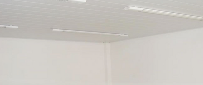 Forro em Lâmina - PVC Liso