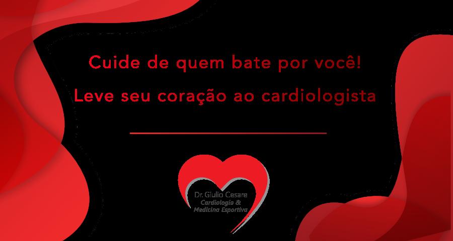 Dr. Giulio Cesare - Medico do esporte e do Trabalho - Cardiologista