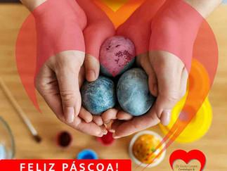Feliz Páscoa !