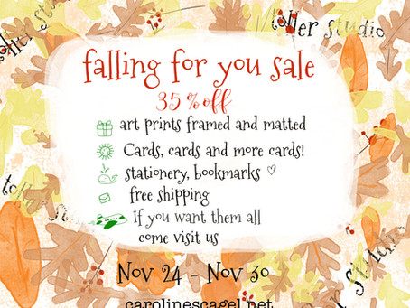 Falling for YOU sale